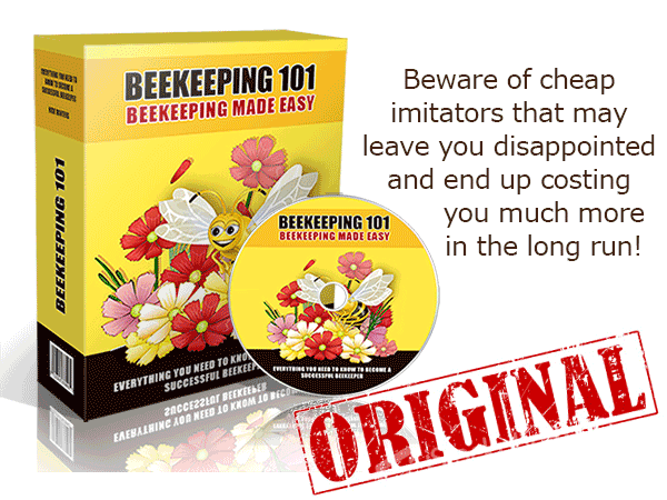 Beekeeping 101 Downloadable Manual